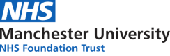 Manchester University Foundation Trusts Hospital logo